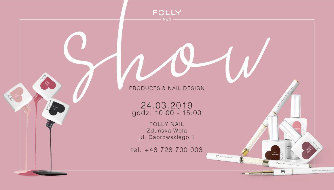 Pokaz Produktów i Nail Design